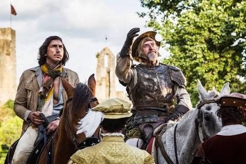 Cena do filme 'The Man Who Killed Don Quijote', de Terry Gilliam