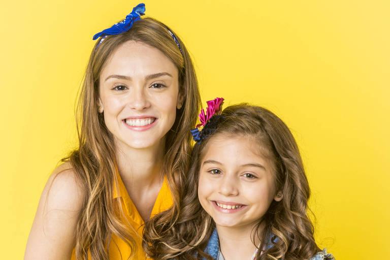 Isabelle Drummond e Melissa Nobrega