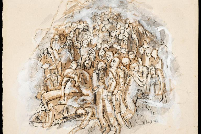'Lasar Segall: Ensaio sobre a Cor'