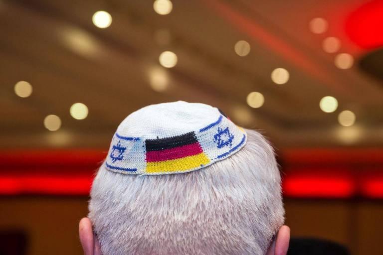 372cf513edc04 Berlim registra mais de 500 casos de antissemitismo no primeiro ...
