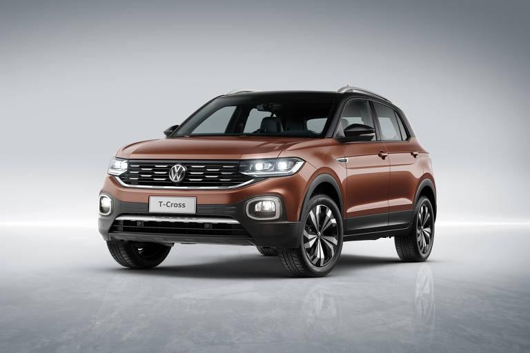 Volkswagen T-Cross e futuros concorrentes