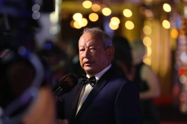 Naguib Sawiris é considerado um dos homens mais ricos do mundo, com fortuna estimada em R$ 16 bilhões