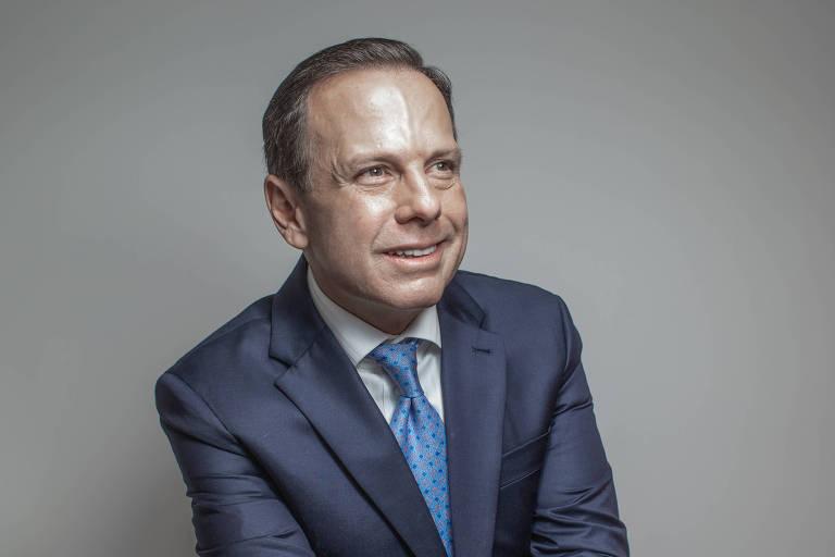 O governador de São Paulo João Dória (PSDB)