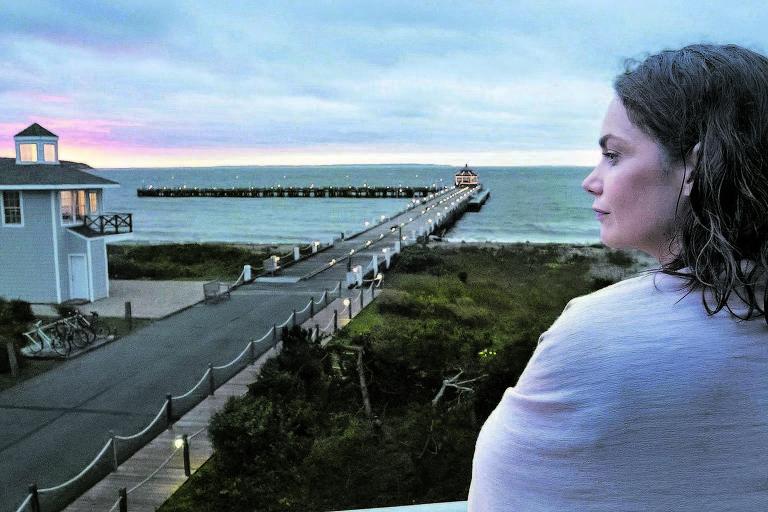 Alison Bailey, interpretada pela atriz Ruth Wilson, em cena de 'The Affair', que tem quatro temporadas disponíveis na Netflix