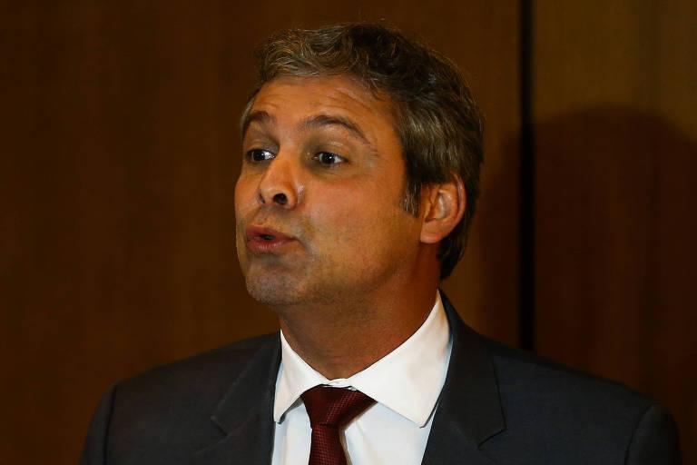 O ex-senador e ex-prefeito de Nova Iguaçu Lindbergh Farias (PT-RJ)