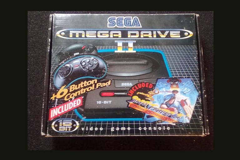 Mega Drive completa 30 anos em 2018