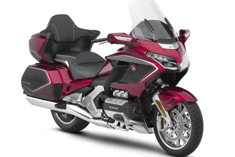 Honda GL 1800 Gold Wing Tour 2019