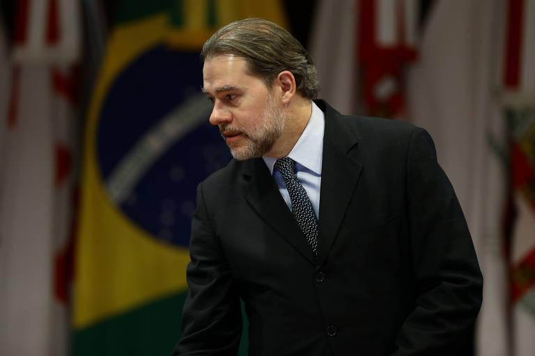 Dias Toffoli, presidente do Supremo Tribunal Federal e do Conselho Nacional de Justiça