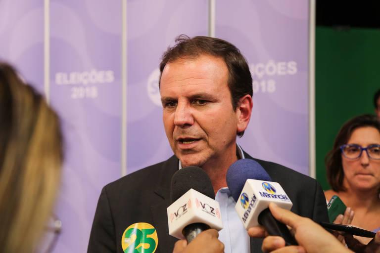 Eduardo Paes - Ex-prefeito do Rio (2009 - 2016), esteve no cargo desde a escolha da cidade até a realização dos Jogos. Cabral afirma que ele teve conhecimento da propina na véspera de uma viagem a Berlim, em 2009, para o Mundial de atletismo, onde parte do acerto teria sido feito
