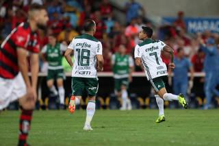 Brasileiro Championship - Flamengo v Palmeiras