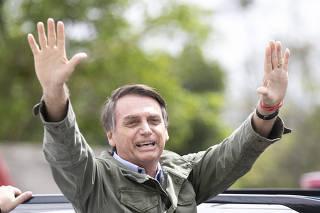 BRASIL-RIO DE JANEIRO-ELECCIONES