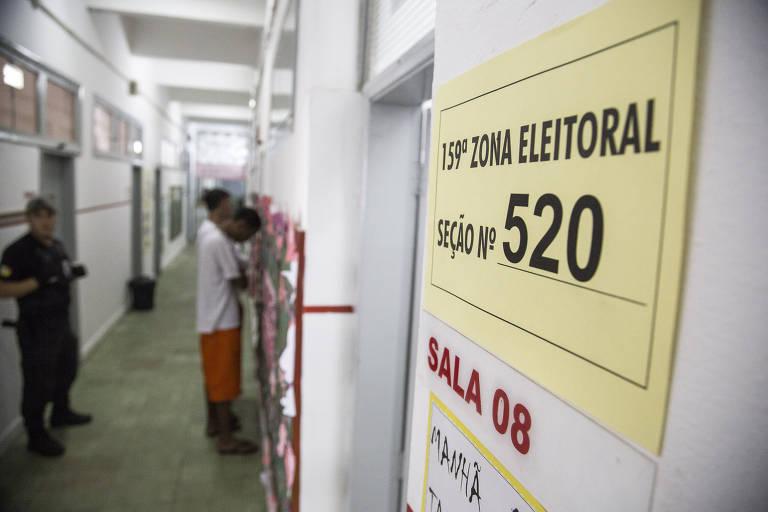 Votação Cadeia Pública de Porto Alegre