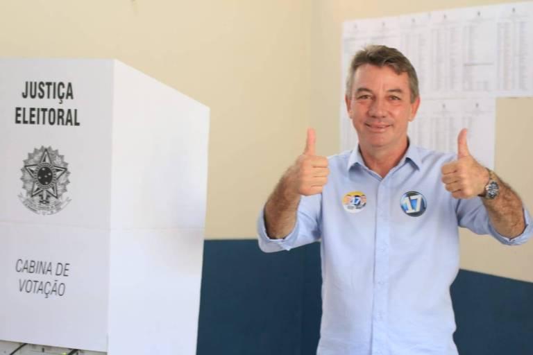 Empresário e produtor rural Antonio Denarium é eleito governador em Roraima