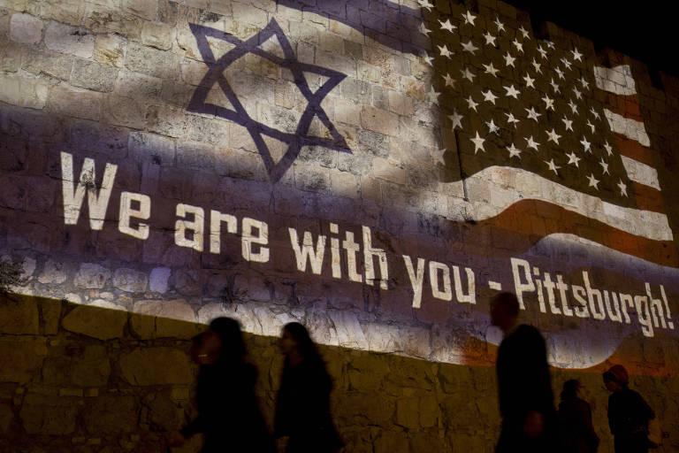 Atirador em sinagoga nos EUA