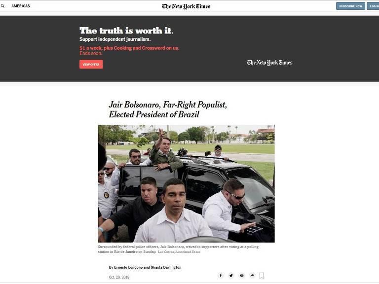 The New York Times (EUA)