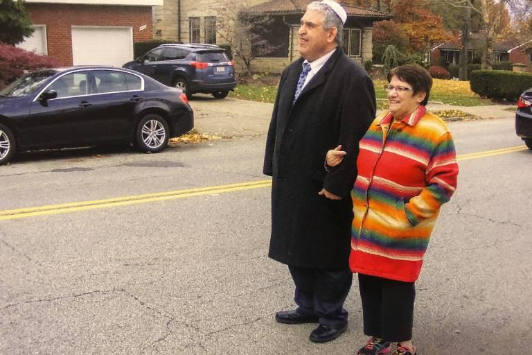 Vítimas de ataque a sinagoga nos EUA