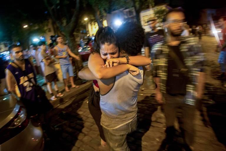 Petistas lamentam derrota de Haddad