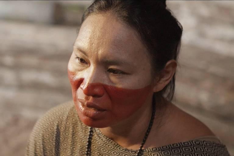 """Cena do documentário """"Ayahuasca, Expansão da Consciência"""""""