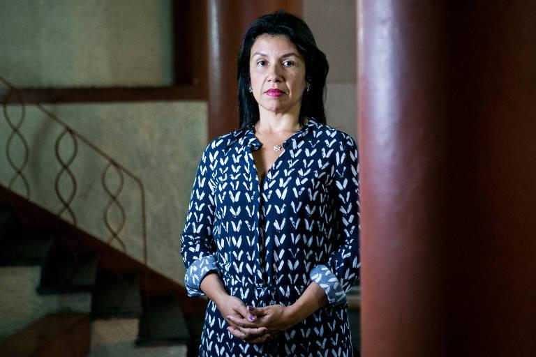A professora de sociologia da Universidade Federal Fluminense  Christina Vital, 42, estuda há mais de 15 a relação dos evangélicos com a politica