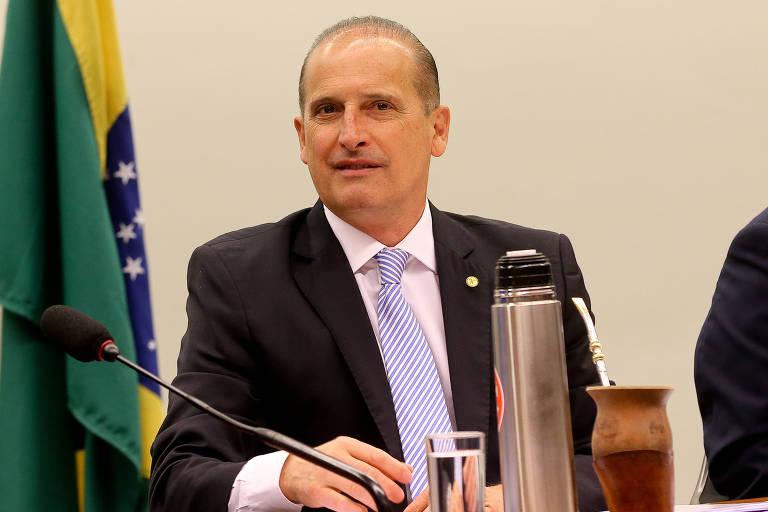 Deputado, Onyx Lorenzoni, cotado para ser ministro da Casa Civil no governo Bolsonaro