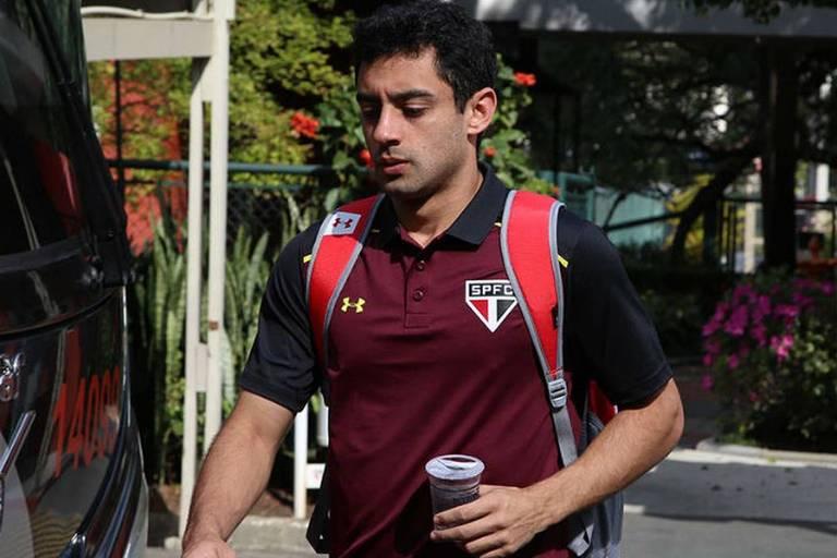 Daniel chegou ao São Paulo em 2015, mas jogou pouco no clube do Morumbi