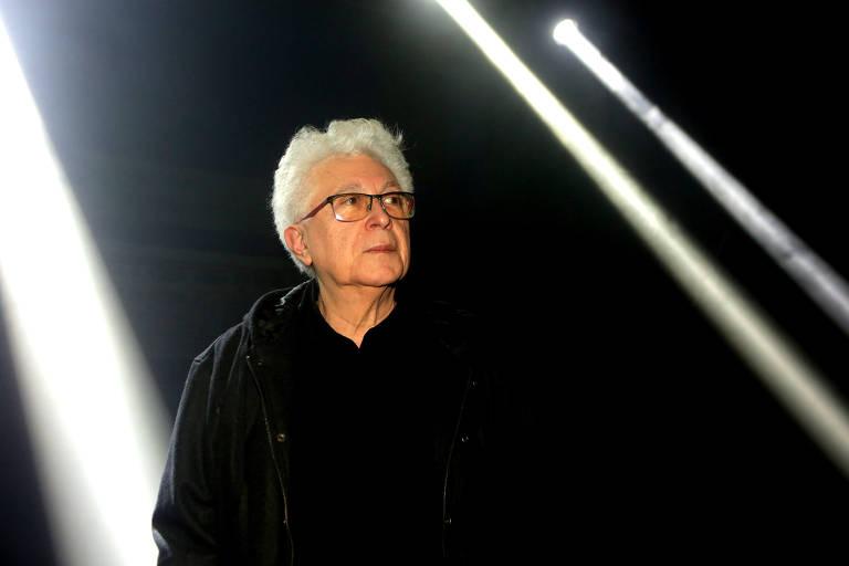 """O dramaturgo Aguinaldo Silva é o autor da novela """"O Sétimo Guardião"""""""