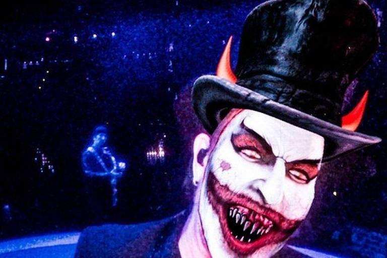 O vocalista do U2, Bono, critica eleição de Jair Bolsonaro em show em Belfast
