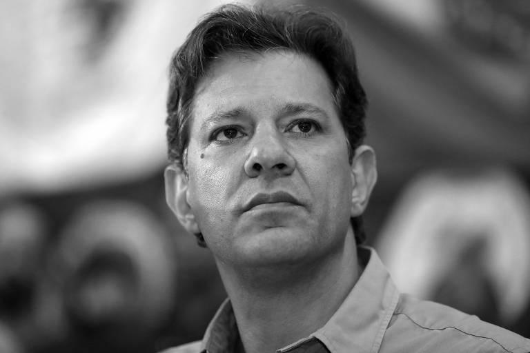 Fernando Haddad (PT), derrotado no segundo turno da eleição presidencial