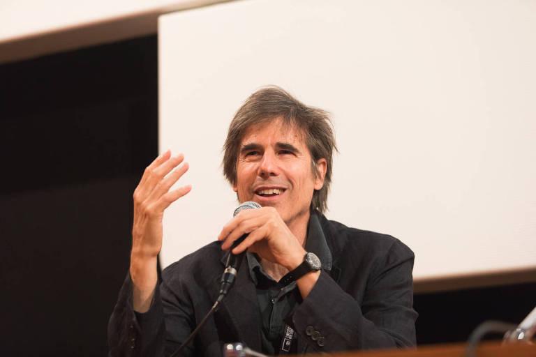 O cineasta Walter Salles no festival Ritrovato 2018