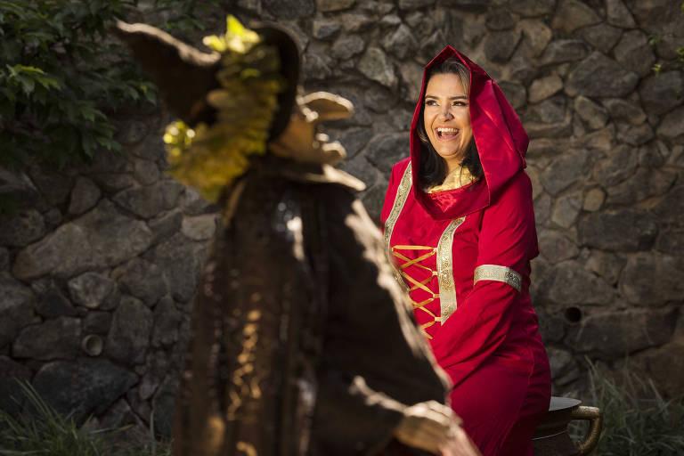Tania Gori, a bruxa da vida real