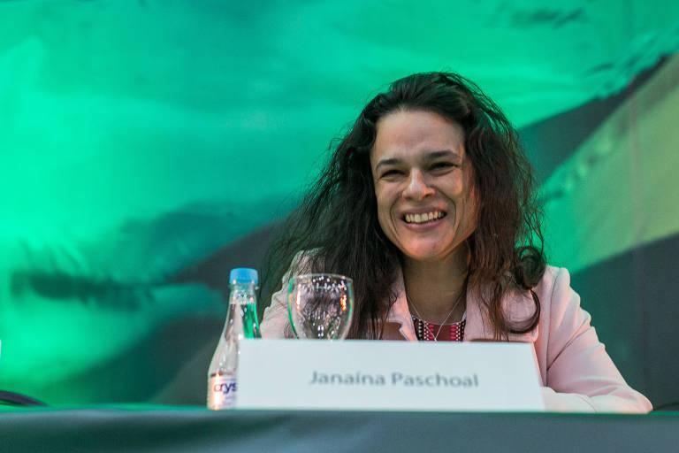 Janaína Paschoal (PSL-SP), deputada estadual campeã de votos e estreante na Alesp