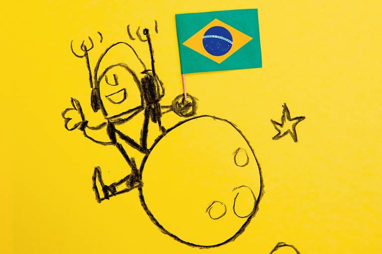 Marca que Representa o Brasil