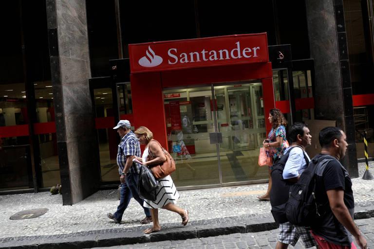 Lucro do Santander Brasil sobe para R$ 3,1 bi no terceiro trimestre