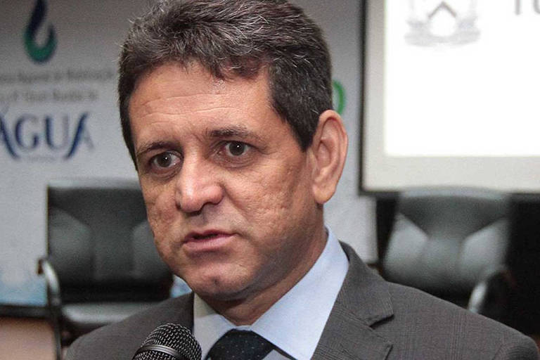 Edson Duarte, the current Minister of Environment
