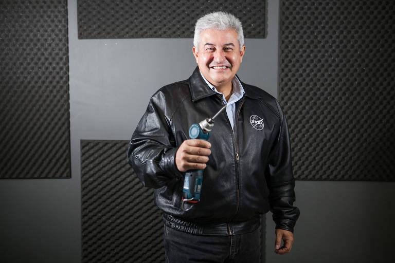 O astronauta Marcos Pontes, que foi indicado para ser o novo ministro da Ciência e Tecnologia