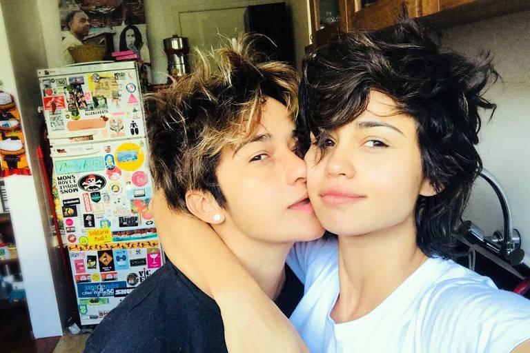 Lan Lanh e Nanda Costa
