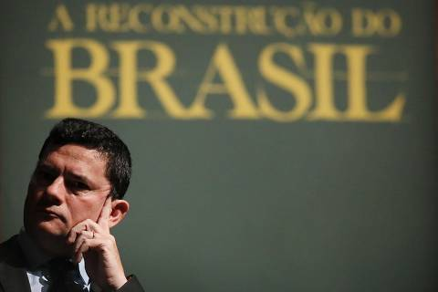 Bem-vindo a Brasília, doutor Moro