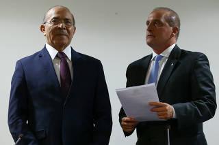 GOVERNO BOLSONARO / TRANSICAO / ONYX / PADILHA