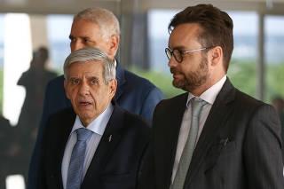 GOVERNO BOLSONARO / TRANSICAO / ONYX / PADILHA / HELENO