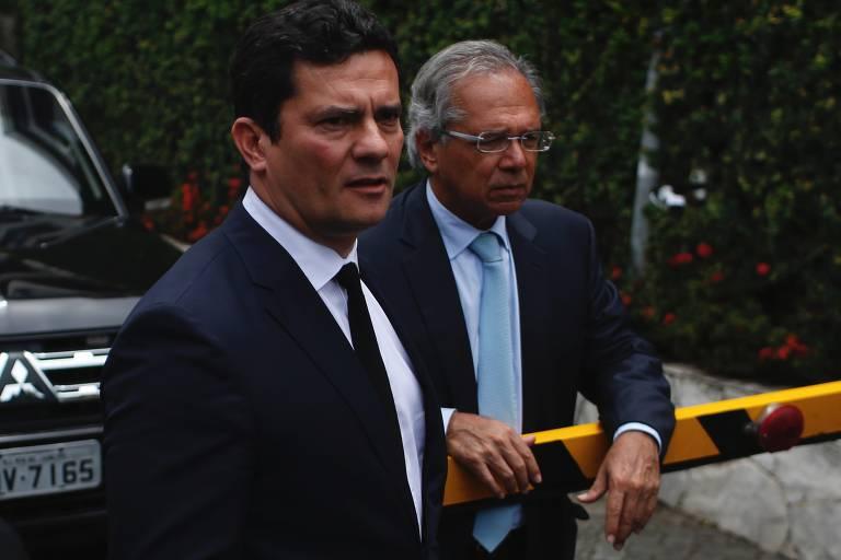 Ministros de Bolsonaro