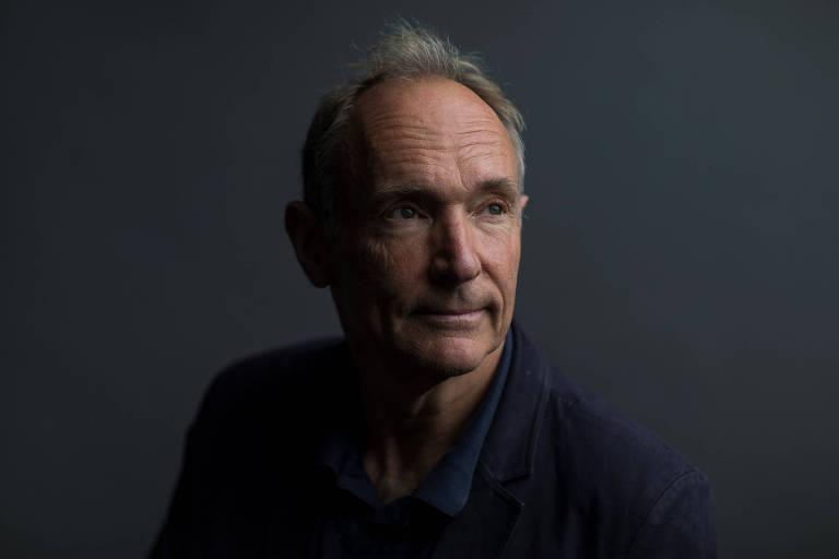 Fundador da internet, Tim Berners-Lee