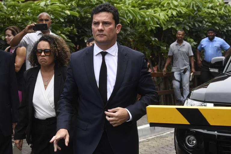 Juiz Sergio Moro aceitou convite de Jair Bolsonaro para Ministério da Justiça