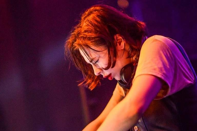 Nina Kraviz que toca na Time Warp Brasil
