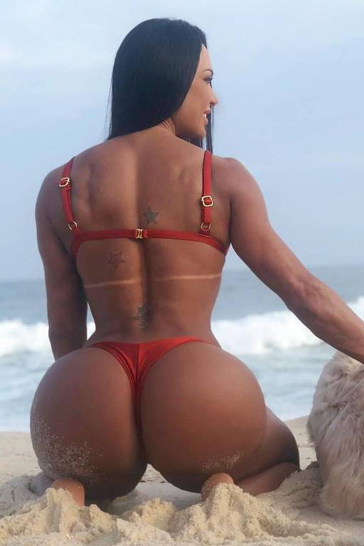 A musa fitness Gracyanne Barbosa