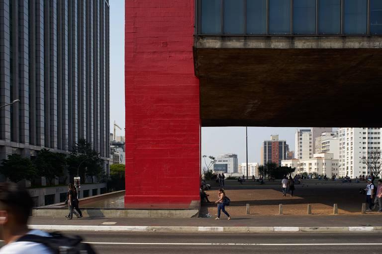 Os 50 anos do Masp na Paulista