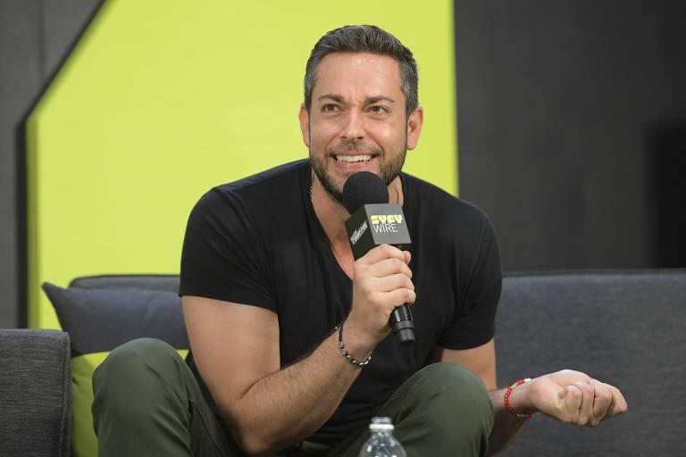 """Zachary Levi fala sobre """"Shazam!"""" durante a Comic Con em Nova York"""