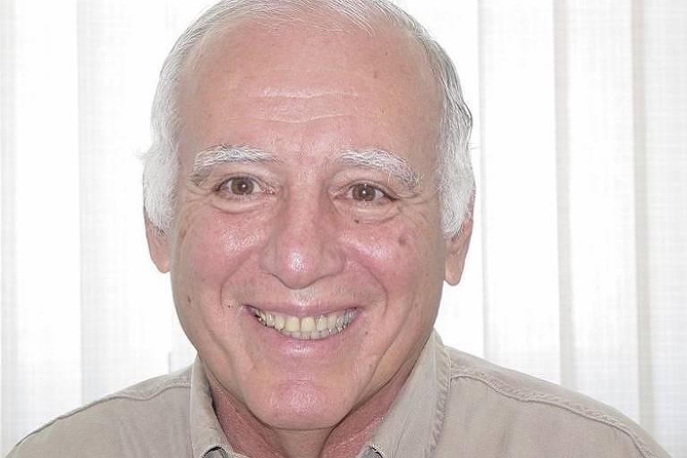 O jornalista Fernando Hossepian, que atuou na área por mais de cinco décadas