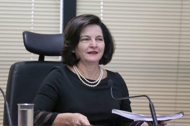 A procuradora-geral da República, Raquel Dodge, que pediu para o STF julgar com urgência caso Battisti
