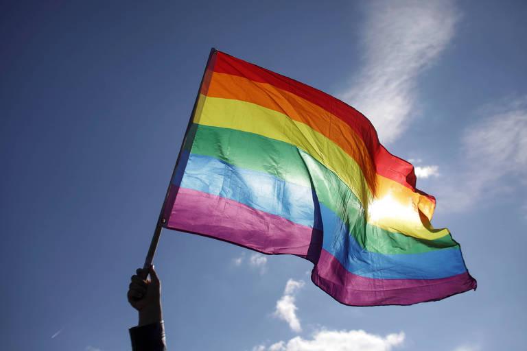 Bandeira do movimento LGBT