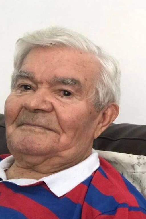 O taxista Antônio Ferreira da Silva (1932-2018)